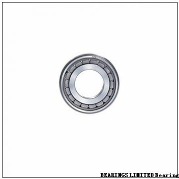 BEARINGS LIMITED SSL1910 ZZRA1P25 SRL/Q Bearings