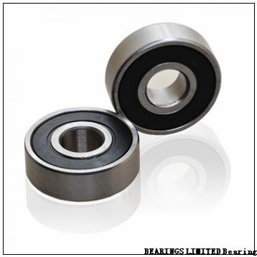 BEARINGS LIMITED SSR1560 ZZ SRL/Q Bearings
